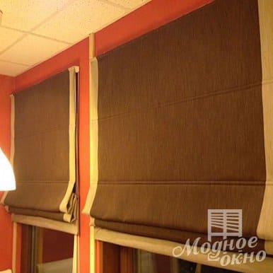 Римские шторы. Особенности конструкции, достоинства
